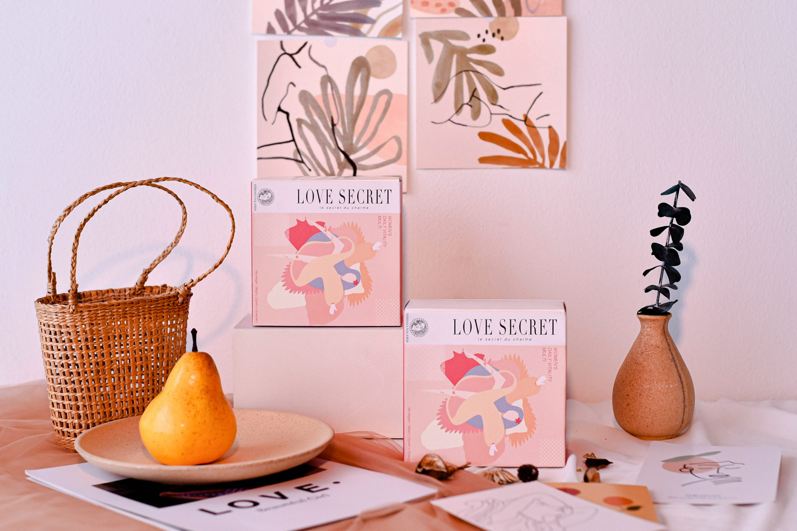 Product Photo Shooting for Love Secret 5 scaled