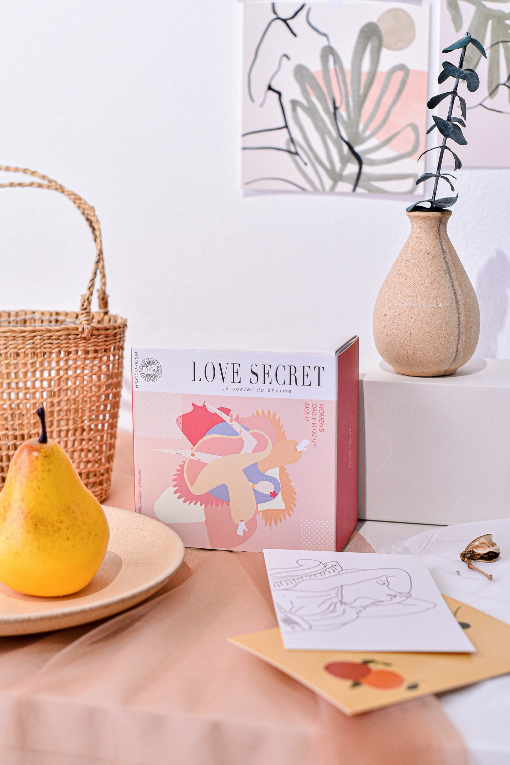 Product Photo Shooting for Love Secret 8 scaled